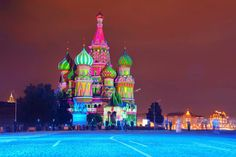 Catedral de São Basílio, Rússia