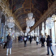 Visit Palace of Versailles - Done!!!