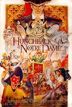 I think Disney's The Hunchback of Notre Dame has the BEST music. They have yet to surpass that musical brilliance.