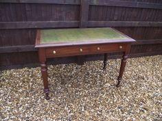 Mahogany Writing Desk in Antiques, Antique Furniture, Desks | eBay