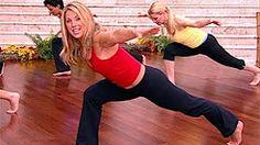 denise austin total body pilates challenge - YouTube' #15Minuten#feelingfit&healthy#