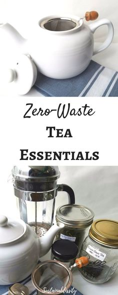 Zero-Waste Tea Essentials