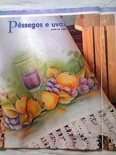 Pintura em Tecido Criando Artes e Idéias...