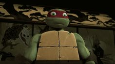 'I give up, and who cares my sister is around' —Raph