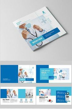 The whole set of concise fashion atmospheric medical hospital cosmetic surgery b. - brochure The whole set of concise fashion atmospheric medical hospital cosmetic surgery b Graphic Design Brochure, Brochure Layout, Beverly Hills, Medical Brochure, Medical Design, Cosmetic Dentistry, Layout Template, Poster Templates, Flyer Template
