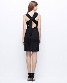 Bow Back Dress | Ann Taylor