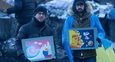Em meio a conflitos, dupla de empreendedores de Kiev lança livro infantil sobre perdão