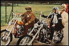 1 of 1 : 3k360 EASY RIDER 25x36 Dutch commercial poster '69 Dennis Hopper, Peter Fonda, Jack Nicholson!