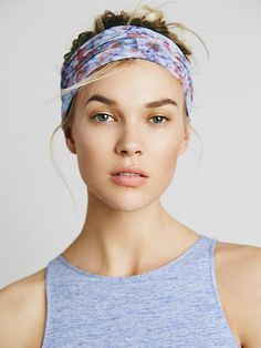 Tie Dye Widebands at Free People Clothing Boutique