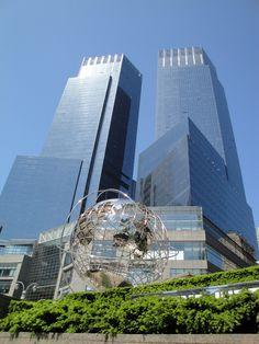 Luxus-Penthäuser im Time Warner Center in New York