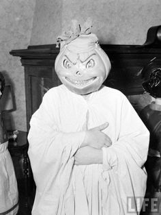 vintage photograph halloween - Google Search