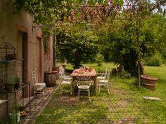 "La villa du film ""Call me by your name"" est à vendre - Nostalgia Italian Summer, European Summer, Backyard, Patio, Northern Italy, Interior Exterior, Country Life, Call Me, Future House"