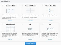 RICE Scoring: Quick Prioritization for Product Managers - Hygger Risk Matrix, Workflow Design, Eisenhower Matrix, Multiple Choice, Ui Inspiration, Prioritize, Scores, Effort, Knowledge