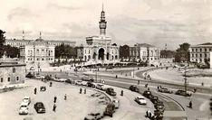 Beyazıt Meydanı / 1960'lar   Eski İstanbul Fotoğrafları Arşivi