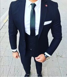 Please comment and tell How exactly do you fill when you are inside this suit . What kind of thoughts tend to pass through your mind at that moment Trend Trendy Outfits Clothes Style Indian Men Fashion, Mens Fashion Suits, Mens Suits, Classy Suits, Classy Men, Stylish Men, Men Casual, Best Suits For Men, Black Suit Men