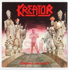 Kreator - Terrible Certainty