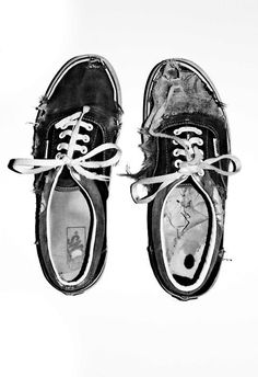I want to be loved like these shoes are loved. I want to be loved my converses are loved. Battle worn, but fierce and always a matching set.