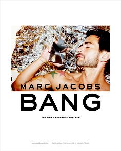 I bet this smells sexy! I love him and anything he creates....#Bang by @MarcJacobs