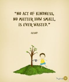 kindness quotes kids - Google Search