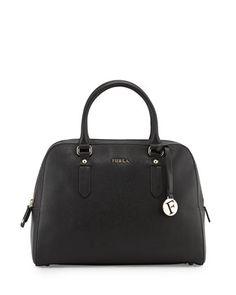 Vittoria Napoli Made In Italy Leather Satchel Purses