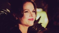 Awesome Evil Queen Regina (Lana) Once S3 banner