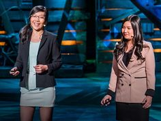 Two young scientists break down plastics with bacteria via TED. Another example of two young girls solving a real problem.