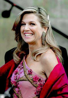 Koningin Maxima, 46 Jaar, 17-05-2017.