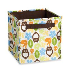 notNeutral® Arbor Friends Storage Bin - Bed Bath & Beyond