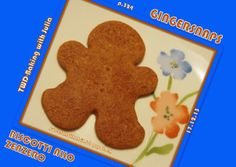 Sweet and That's it: Gingersnaps - Biscotti allo Zenzero (Baking with Julia) Baking With Julia, Love Mondays, Ginger Snaps, Your Recipe, Gingerbread Cookies, Sweet, Desserts, Recipes, Food