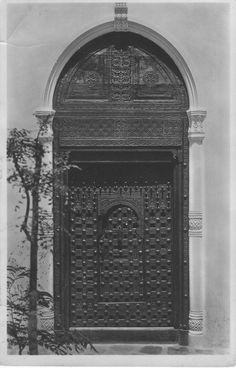Somali Architecture, Designs & Art | Ancient Arabesque Architecture in Mogadiscio