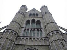 St. Saviour's Cathedral in Bruges, Belgium
