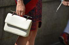 the structured mini bag