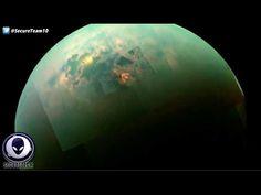 Mysterious Activity On Saturn's Moon Titan Baffles Scientists 3/6/16