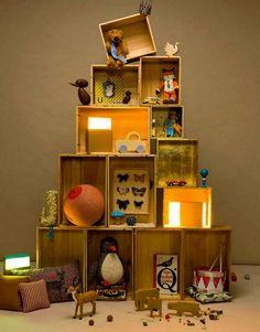 ideas para escaparates navideños 5