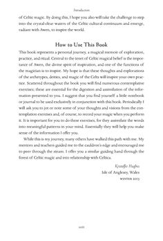 the book of celtic magic by kristoffer hughes. Resume Example. Resume CV Cover Letter