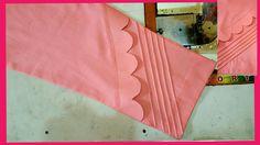 Churidhar Neck Designs, Blouse Neck Designs, Sleeve Designs, Hand Designs, Kurti Sleeves Design, Kurta Neck Design, Sleeves Designs For Dresses, Simple Kurti Designs, Salwar Designs