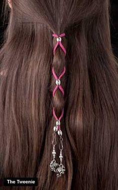 Ear Curls, etc. - Hair Wraps