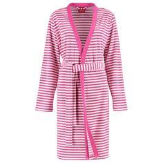s.Oliver Damen Kurzmantel Kimono 3712 pink. In dem flauschigen Bademantel können Sie sich verwöhnen lassen. Das Material, aus Baumwolle mit Polyester, ist weich und saugstark. Perfekt für das totale Verwöhnprogramm und einen tollen Start in den Tag. www.bettwaren-shop.de