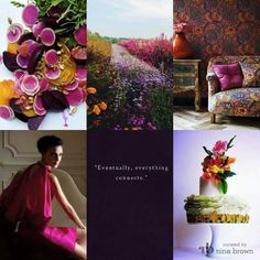 Eventually, everything connects. Collages, Beautiful Collage, Life Is Beautiful, Color Patterns, Color Schemes, Mood Colors, Colour Board, Color Inspiration, Inspiration Boards