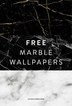 Continuing my current admiration for all things marble at the moment, and as promised, here are the marble wallpapers I've created for you to enjoy. You can choose from black/gold vein, black/grey or white carrara marble. Which one is your favourite? Desktop Black/Gold | Black/Grey | White iPhone Black/Gold | Black/Grey | White iPad Black/Gold | Black/Grey | White #download #freebies #marble