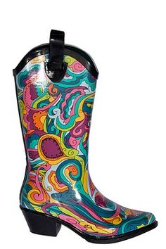"""""""cause i need another pair of cowboy rainboots!"""