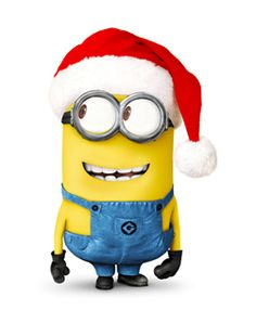 The minions wish you a merry Christmas!!!! | Minions | Pinterest ...