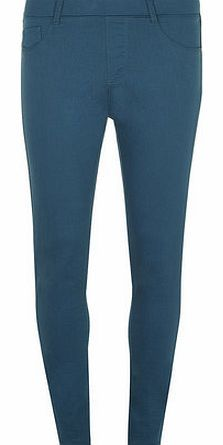 Dorothy Perkins Womens Teal Eden Ultra Soft Jeggings- Blue In our most popular denim fit, these teal coloured Eden jeggings are a versatile style staple in an ultra-soft fabric that makes them incredibly comfortable to wear. Inside leg measures 79cm. 64% Cott http://www.comparestoreprices.co.uk//dorothy-perkins-womens-teal-eden-ultra-soft-jeggings-blue.asp