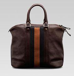 Gucci Men's travel bag