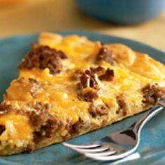Medifast - Breakfast Pizza