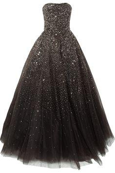 Stardust Gown / Marchesa.