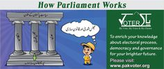 To know #how #Pakistan's parliament works visit www.pakvoter.org