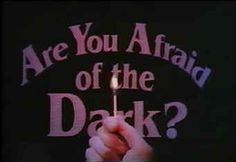 Best 90's kids show ever. Used to scare the crap outta me.