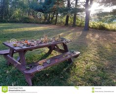 Autumn Backyard - Download From Over 67 Million High Quality Stock Photos, Images, Vectors. Sign up for FREE today. Image: 102212238