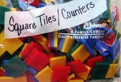 square tiles by megret7, via Flickr